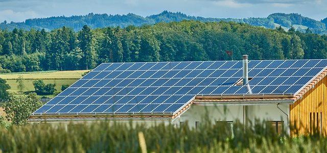 Entega vermietet Solaranlagen