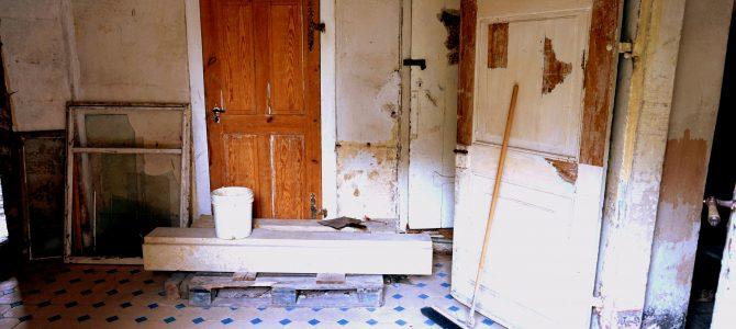Umbau und Sanierung sollten bei denkmalgeschützten Gebäuden abgesprochen werden