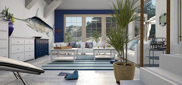 Innenarchitektur für kleine Räume
