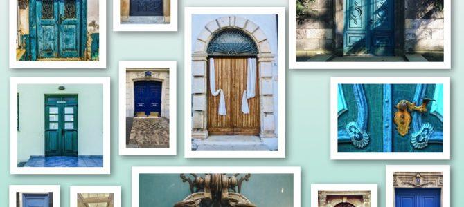 Die Tür – der erste Eindruck eines Hauses
