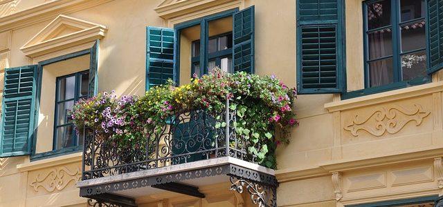 Der Frühling kommt näher…tolle Tips für Ihren Balkon